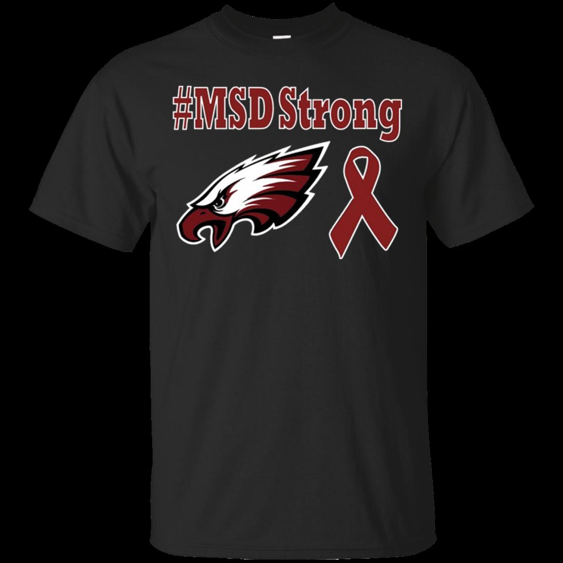 #MSD Strong - Marjory Stoneman Douglas High School T shirt Hoodie Sweater Men