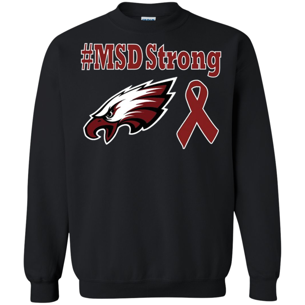 #MSD Strong - Marjory Stoneman Douglas High School T shirt Hoodie Sweater SweatShirt