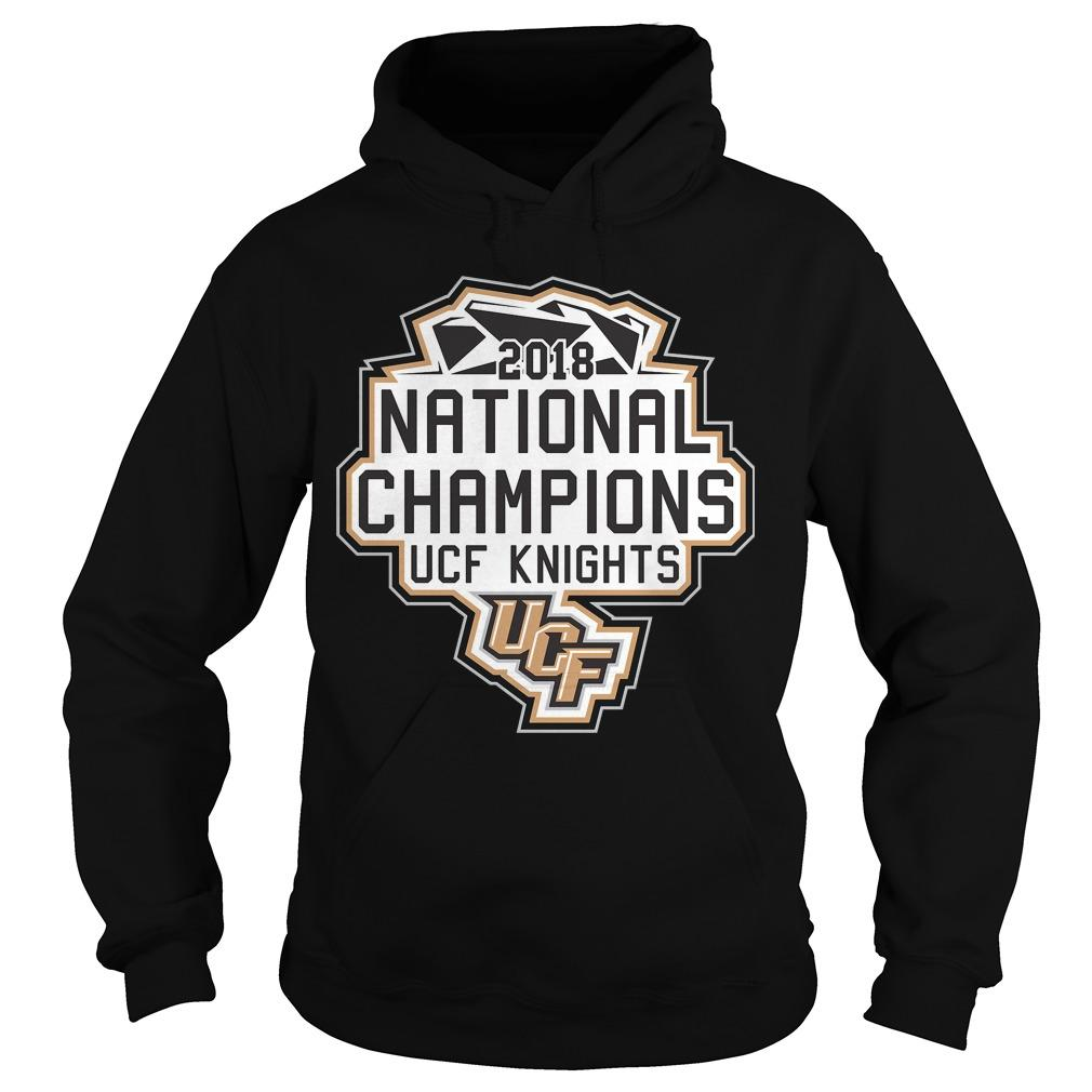 2018 national champions UCF knights shirt Hoodie