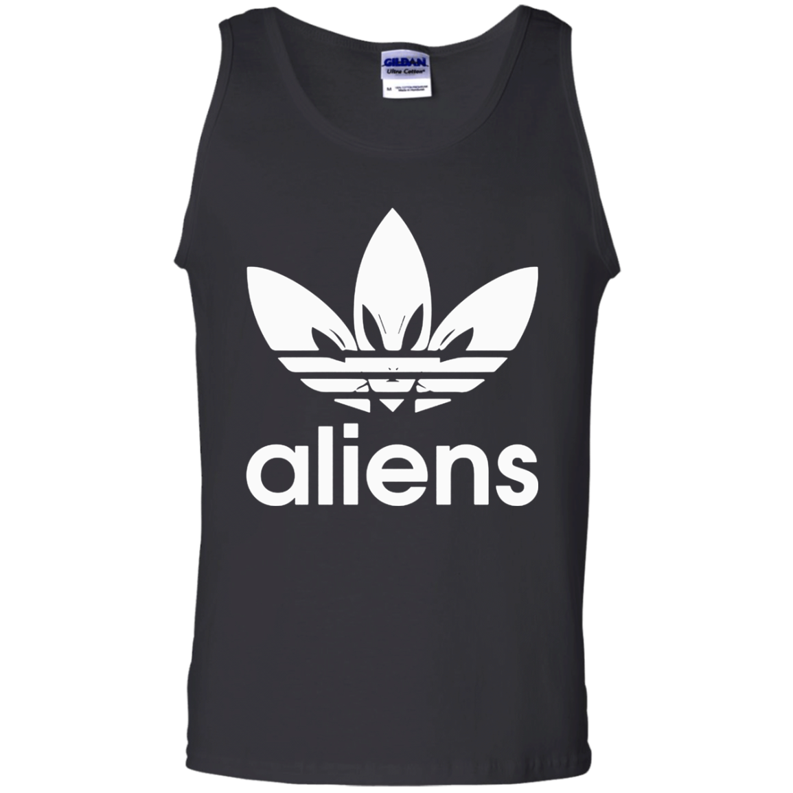 Aliens Adidas Shirt Cotton Tank Top Men