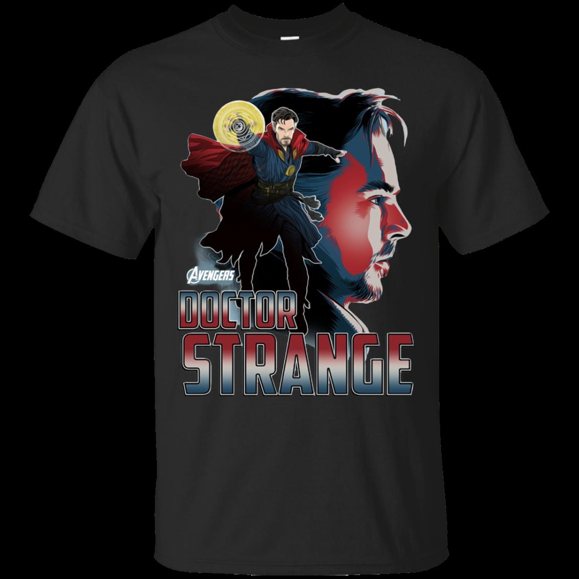 Avengers Infinity War Doctor Strange Head T shirt Hoodie Sweater Men