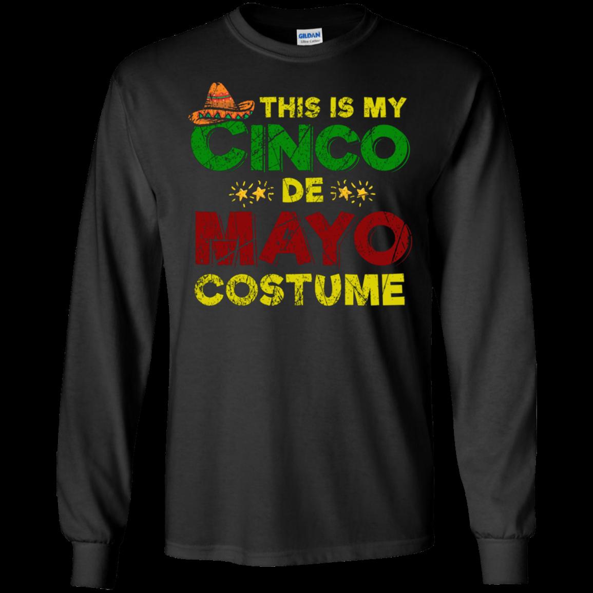 Cinco De Mayo Shirt This Is My Cinco De Mayo Costume Ultra Cotton shirt Men