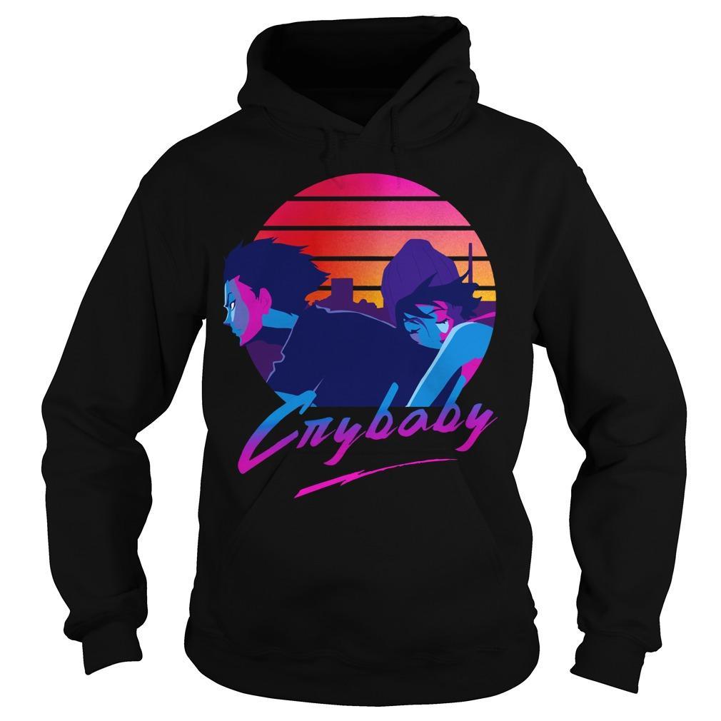 Devilman Crybaby shirt Hoodie