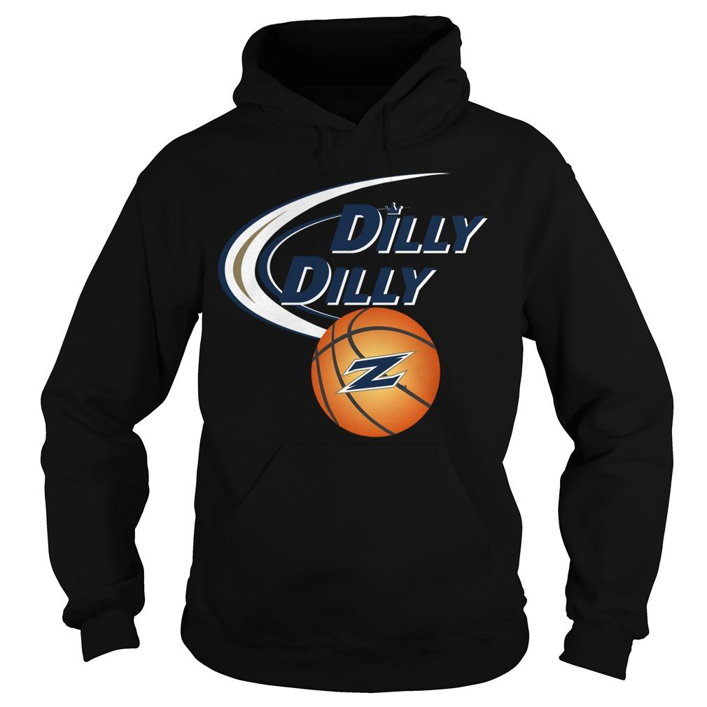 Dilly Dilly Akron Zips NCAA basketball shirt Hoodie