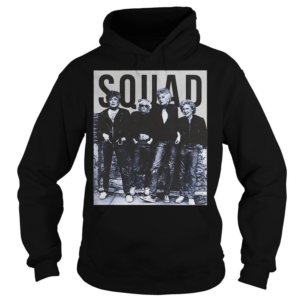 Golden Girls Squad Shirt Hoodie
