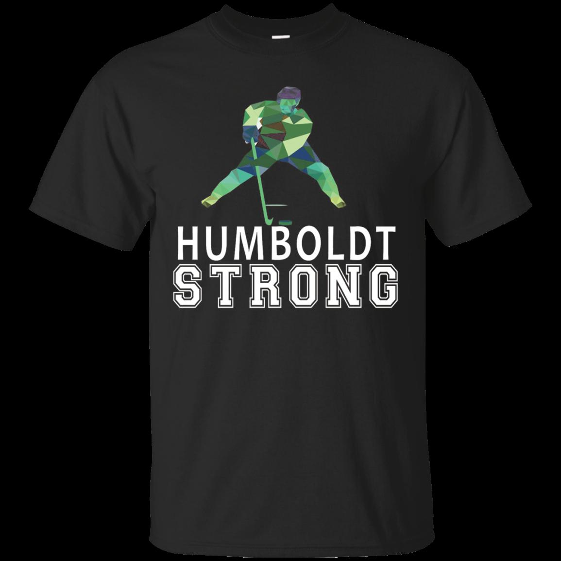 Humboldt Broncos Strong T shirt Men
