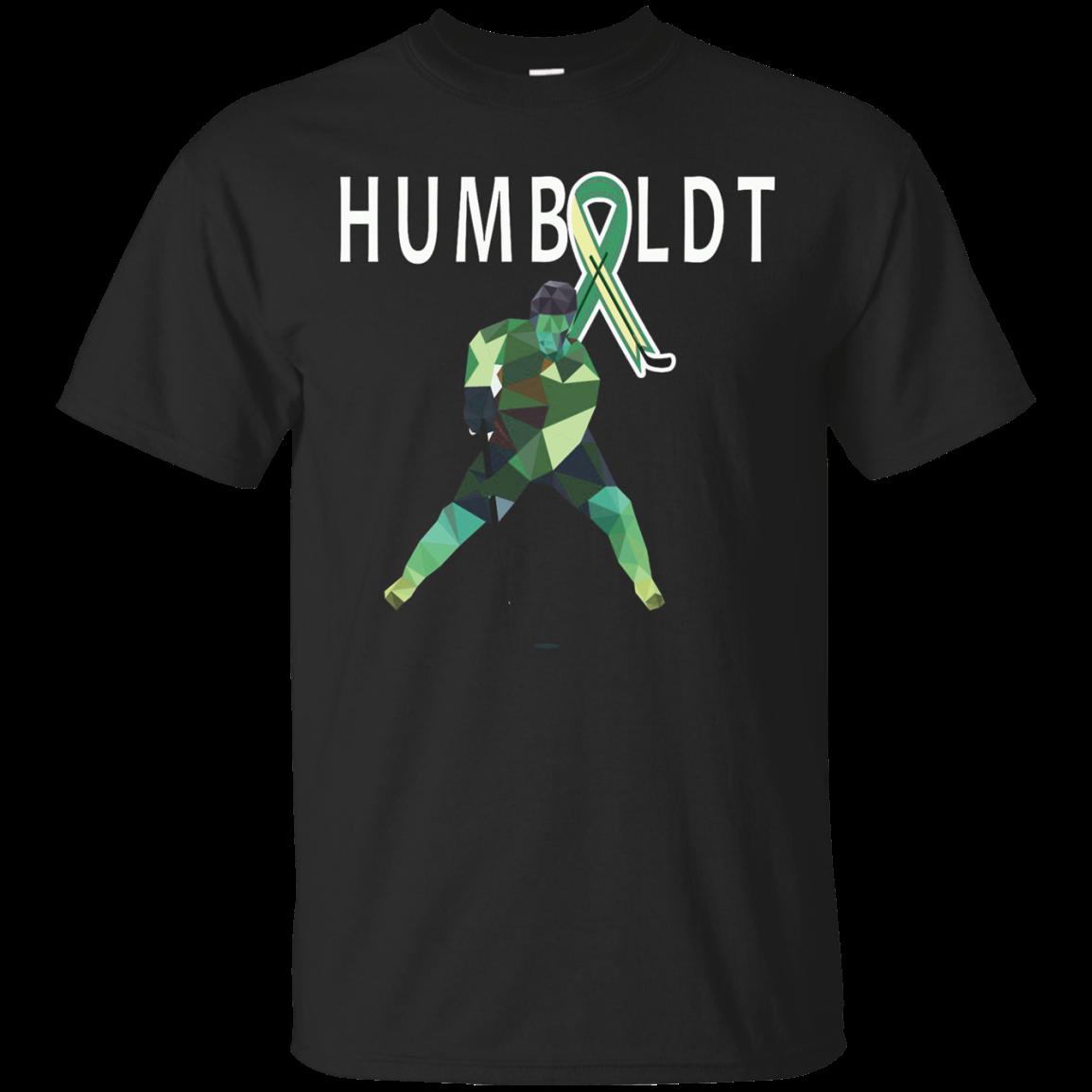 Humboldt Hockey Team Bus Accident Memorial T Shirt Men