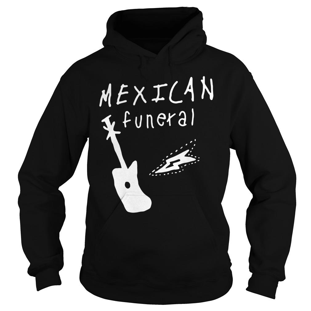 Mexican funeral band shirt Hoodie