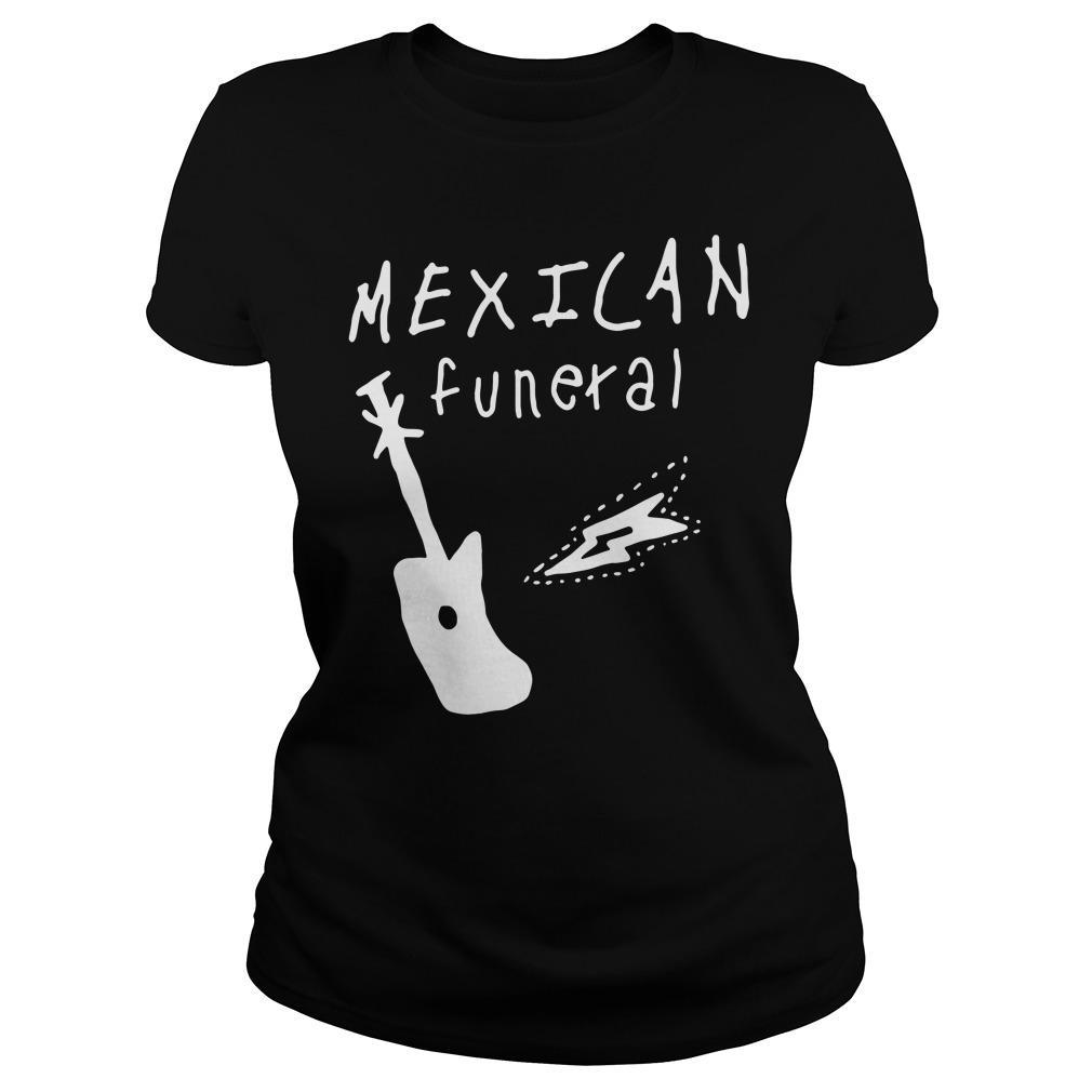 Mexican funeral band shirt Women