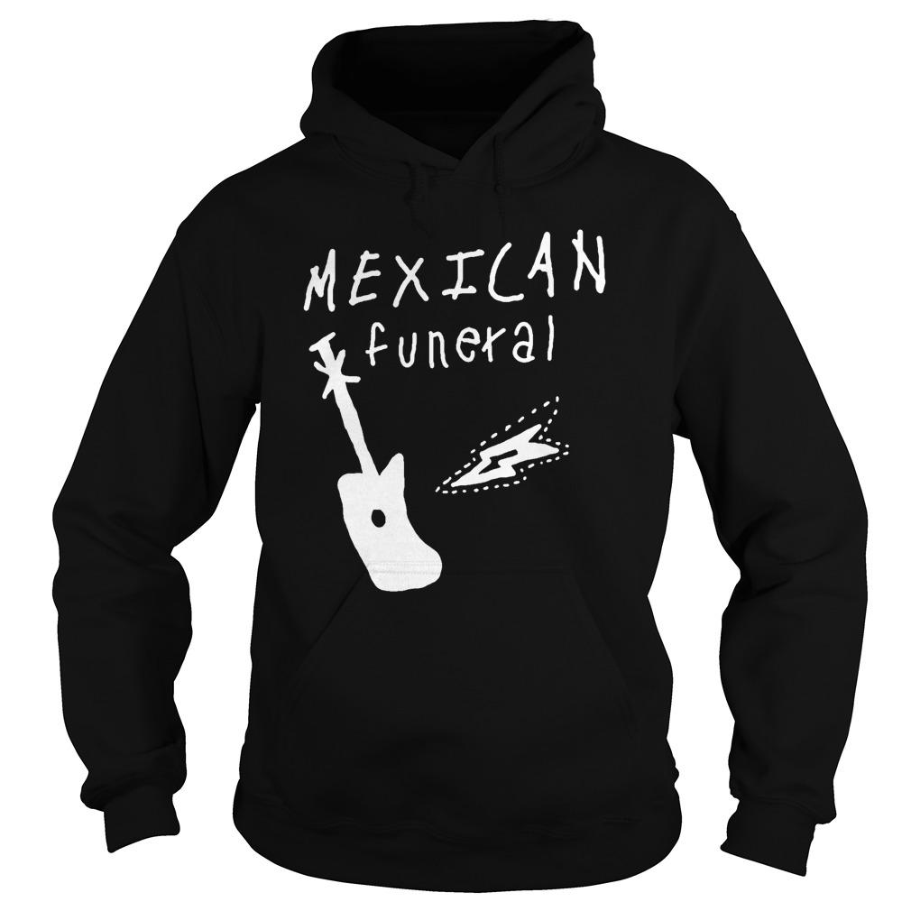 Mexican funeral Dirk Gently band design shirt Hoodie