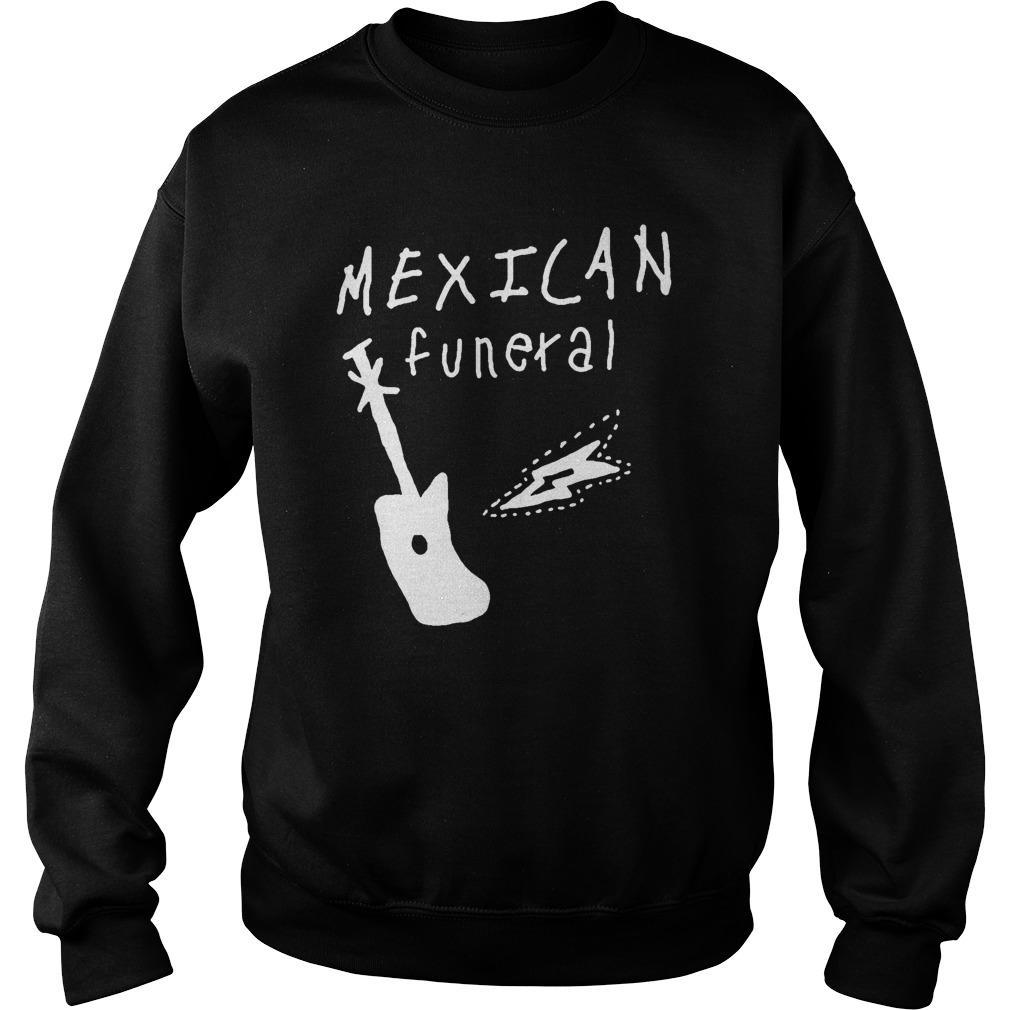 Mexican funeral Dirk Gently band design shirt SweatShirt