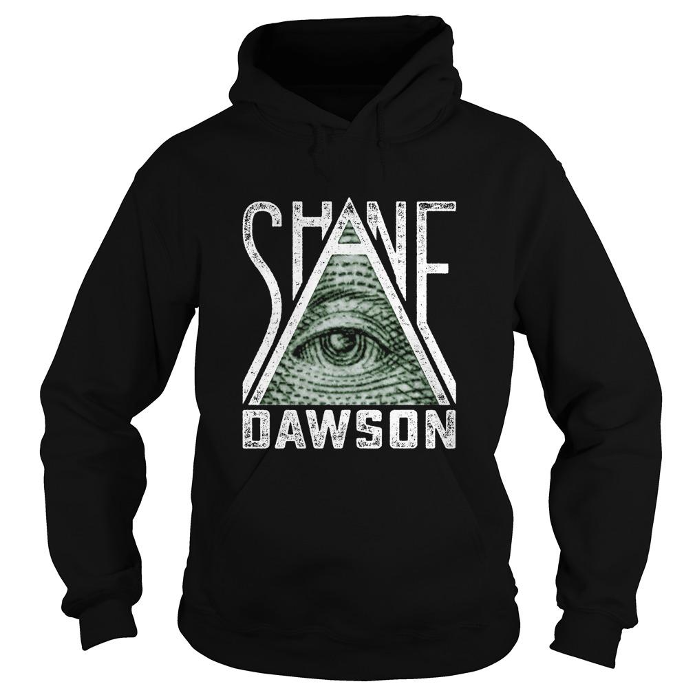 Shane Dawson All-Seeing Eye shirt Hoodie