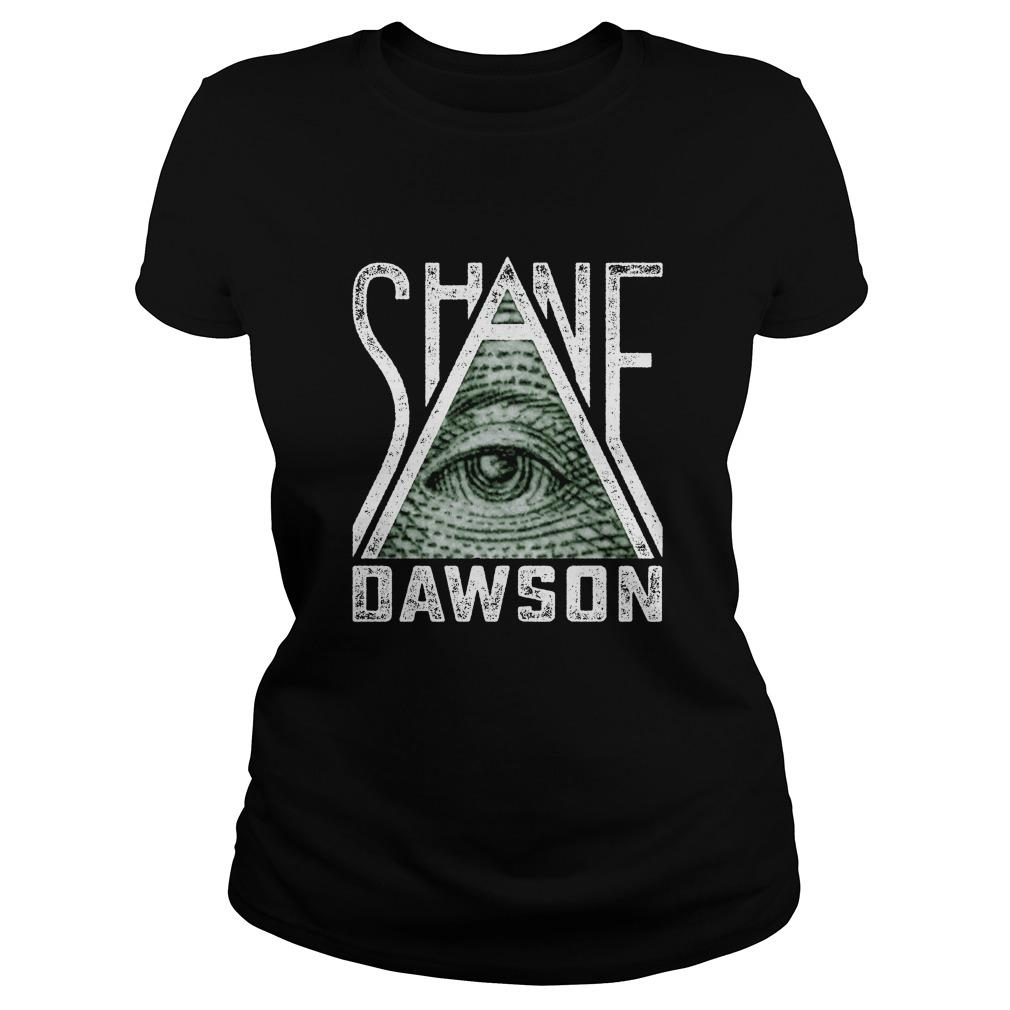Shane Dawson All-Seeing Eye shirt Women