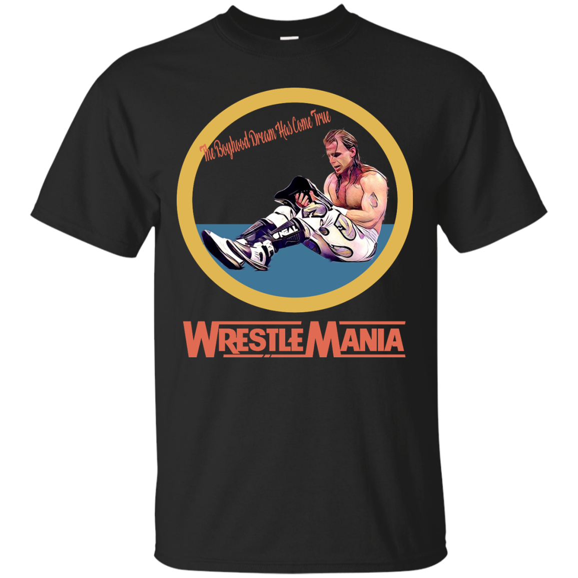 Shawn Michaels T-Shirt Men