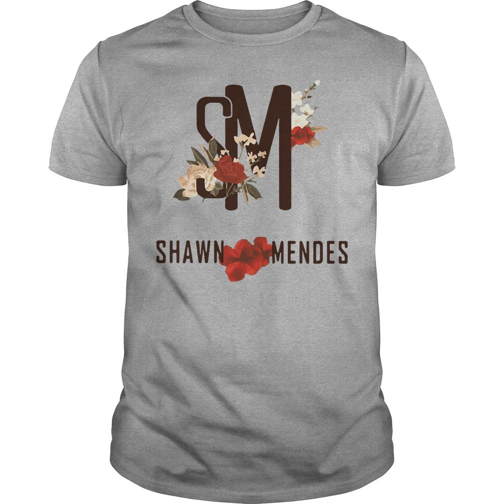 SM Shawn Mendes shirt Men