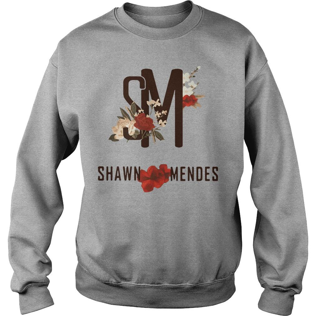 SM Shawn Mendes shirt SweatShirt