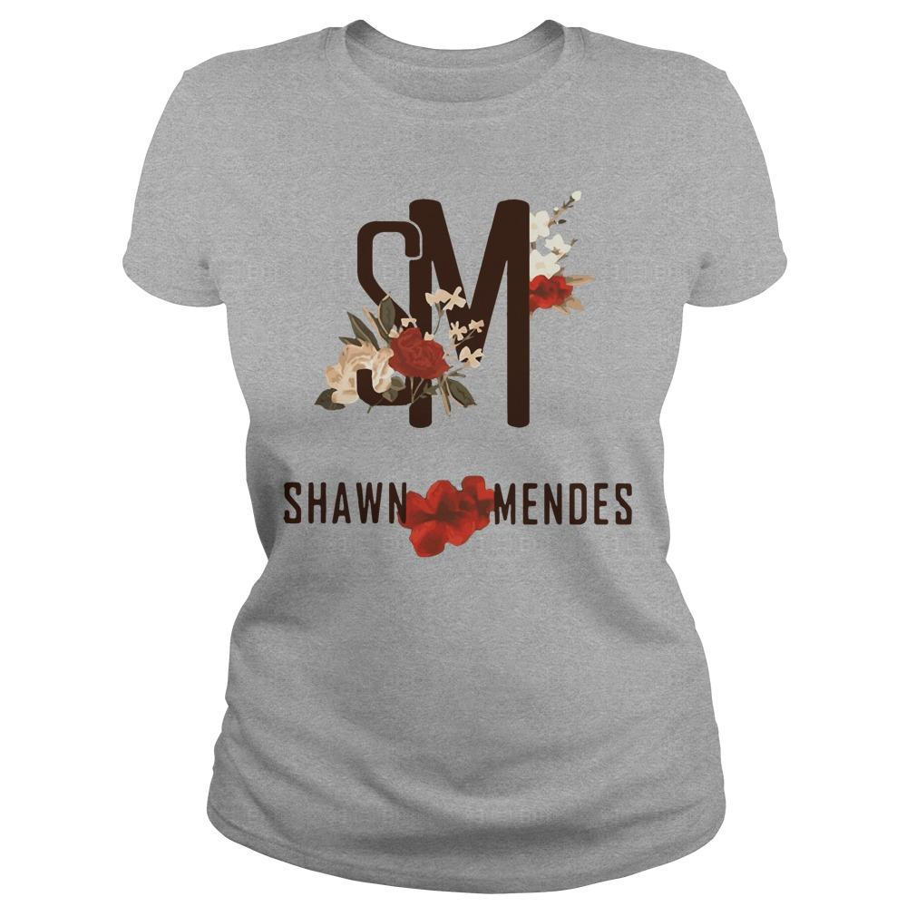 SM Shawn Mendes shirt Women