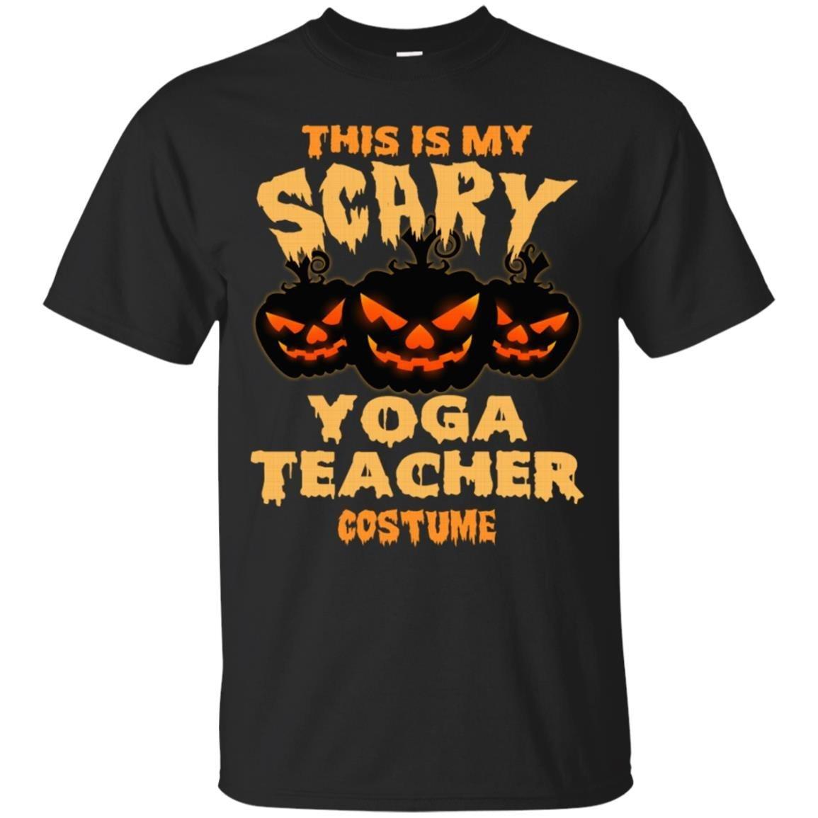 Yoga Teacher This Is My Yoga Teacher Costume T-Shirt Men