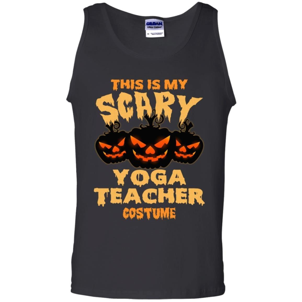 Yoga Teacher This Is My Yoga Teacher Costume T-Shirt Tank Top 220