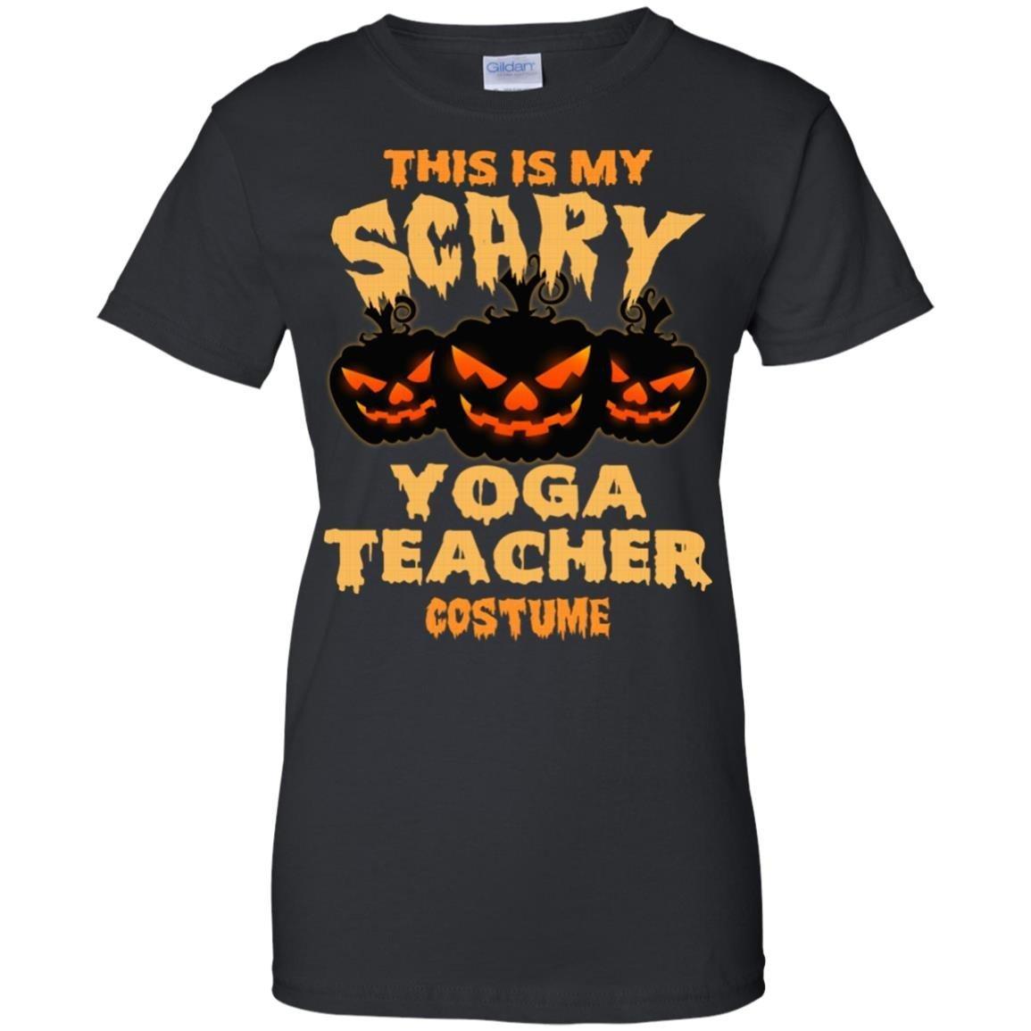 Yoga Teacher This Is My Yoga Teacher Costume T-Shirt Women