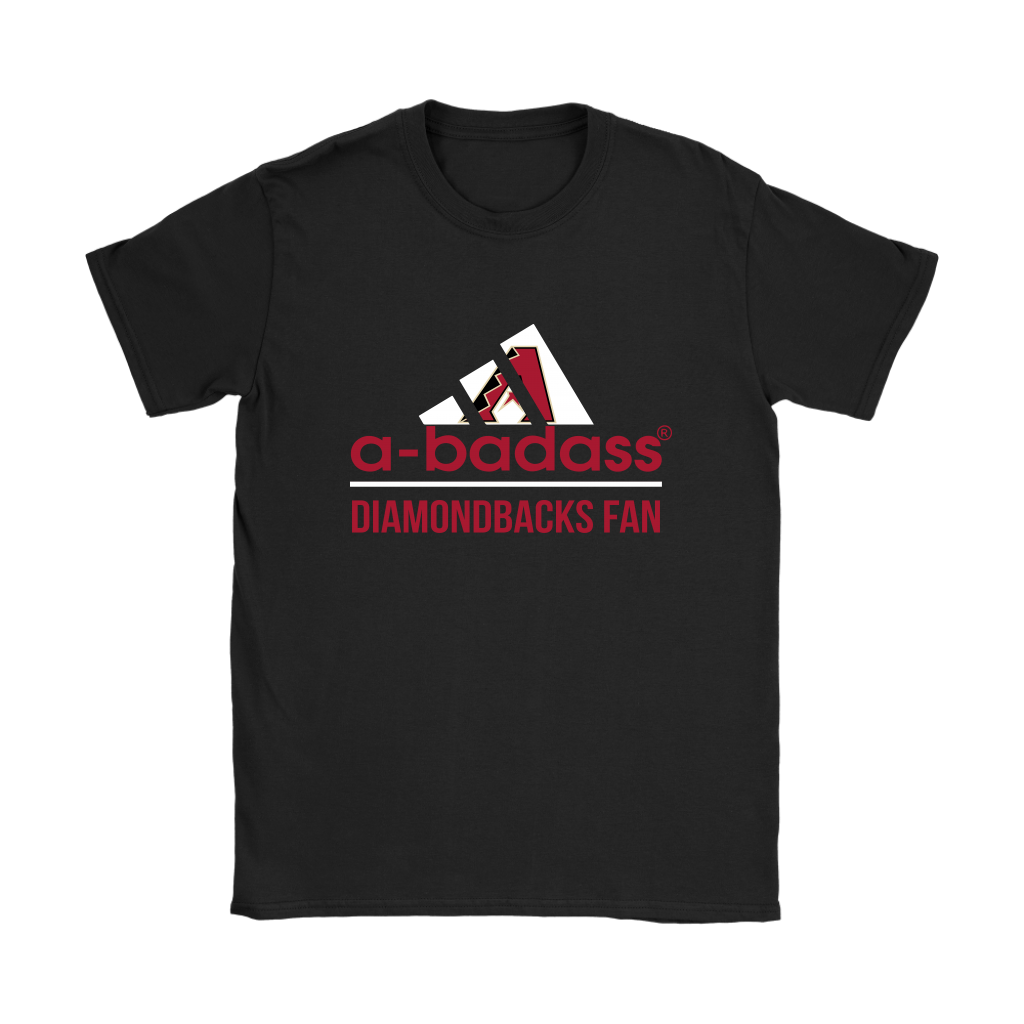 Arizona Diamondbacks A Badass Baseball Sports Shirts Women