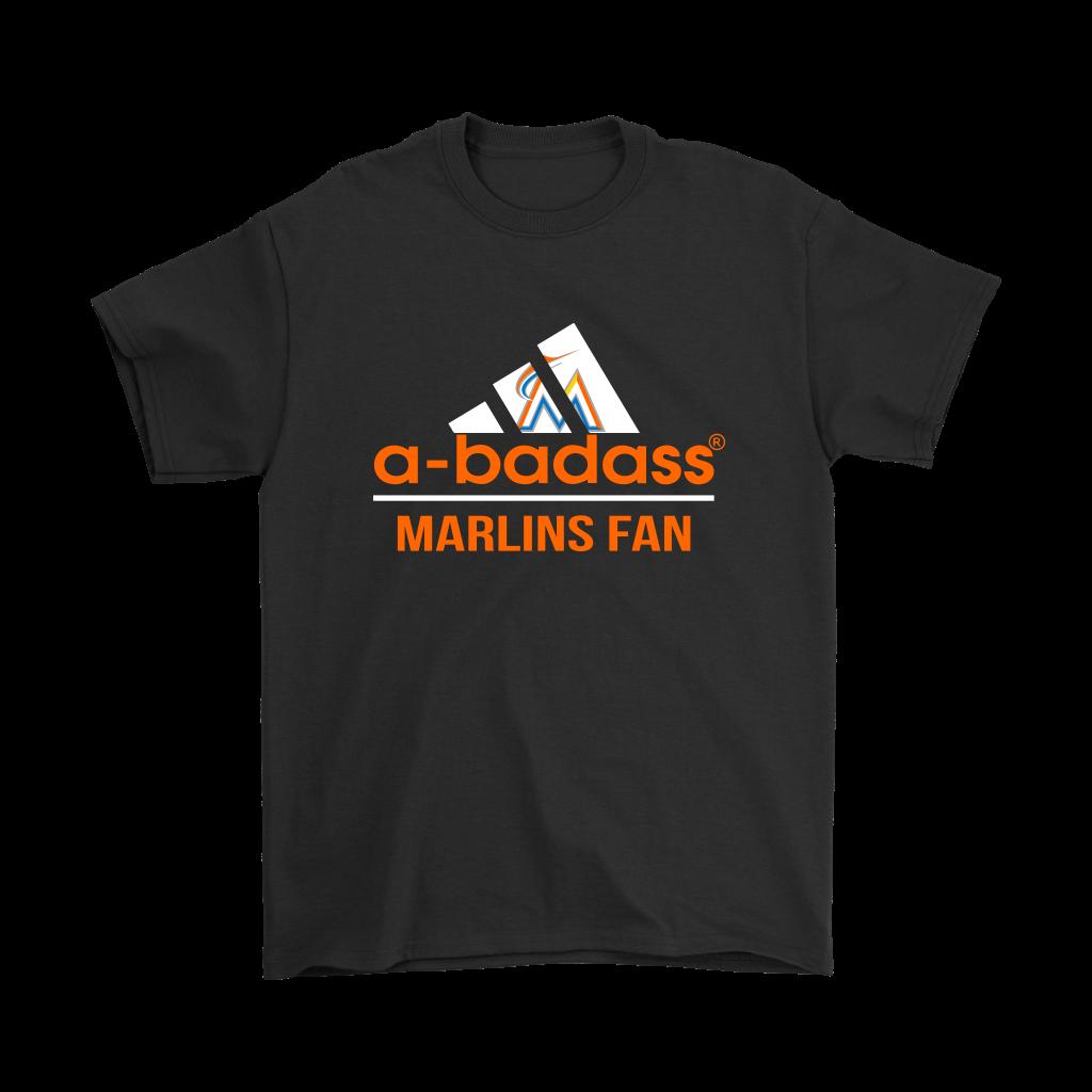 Miami Marlins  A Badass Baseball Sports Shirts